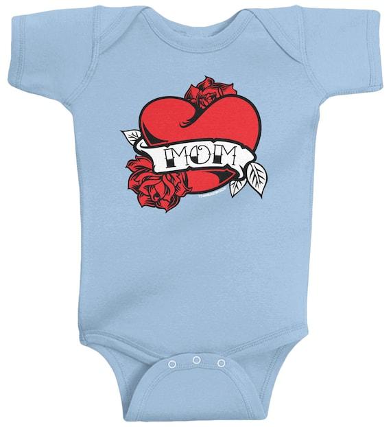 Threadrock Baby Boys Electric Guitar Infant T-shirt