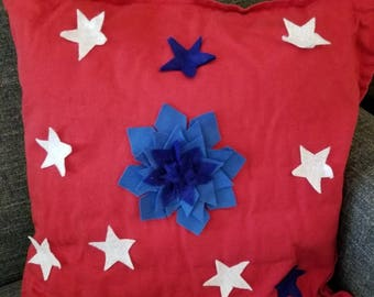 4TH of July Pillow