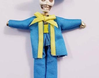 Bob Biggins Day of the Dead Scissor Fob