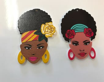 African Beauty Needle Minder