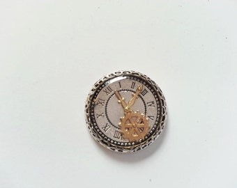 Steampunk Clock Needle Minder