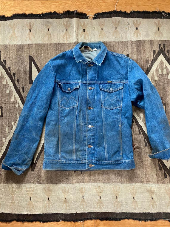 Maverick Jean Jacket- Made in the U.S.A. 13oz Deni