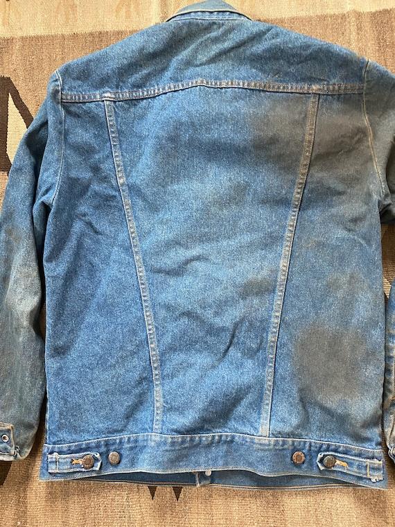 Made in the U.S.A 13oz Denim Maverick Jean Jacket