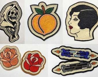 Fast Doll Mystery Patches Pack