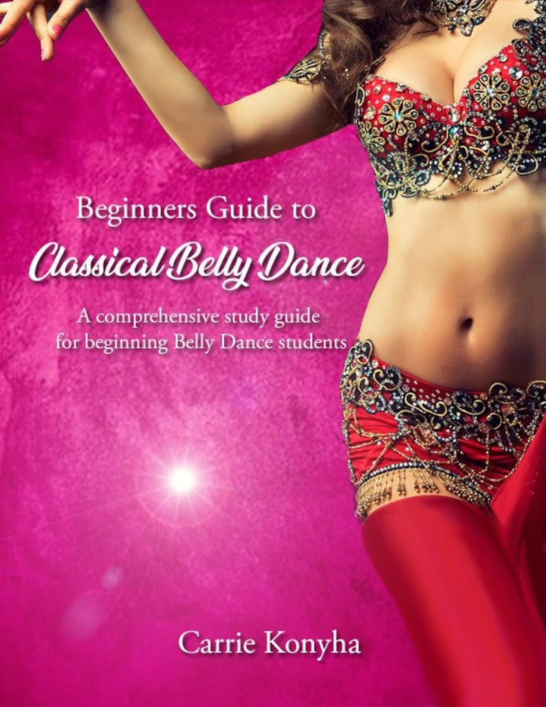 Beginners Guide to Classical Bellydance image 0