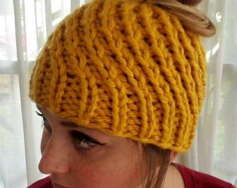 e67683c5696 Mustard yellow hat