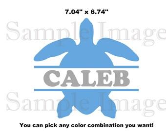 c65f3775b Individual names flip flops cutout Cruise Door Magnet