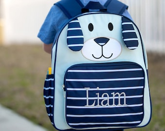 68de5918c4 PRESCHOOL Boys Puppy Backpack