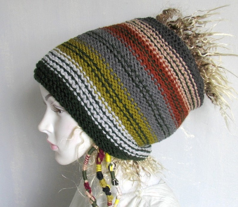 e2867551ded SALE Dread Band Dreadlock Accessories Headband Tube Hat