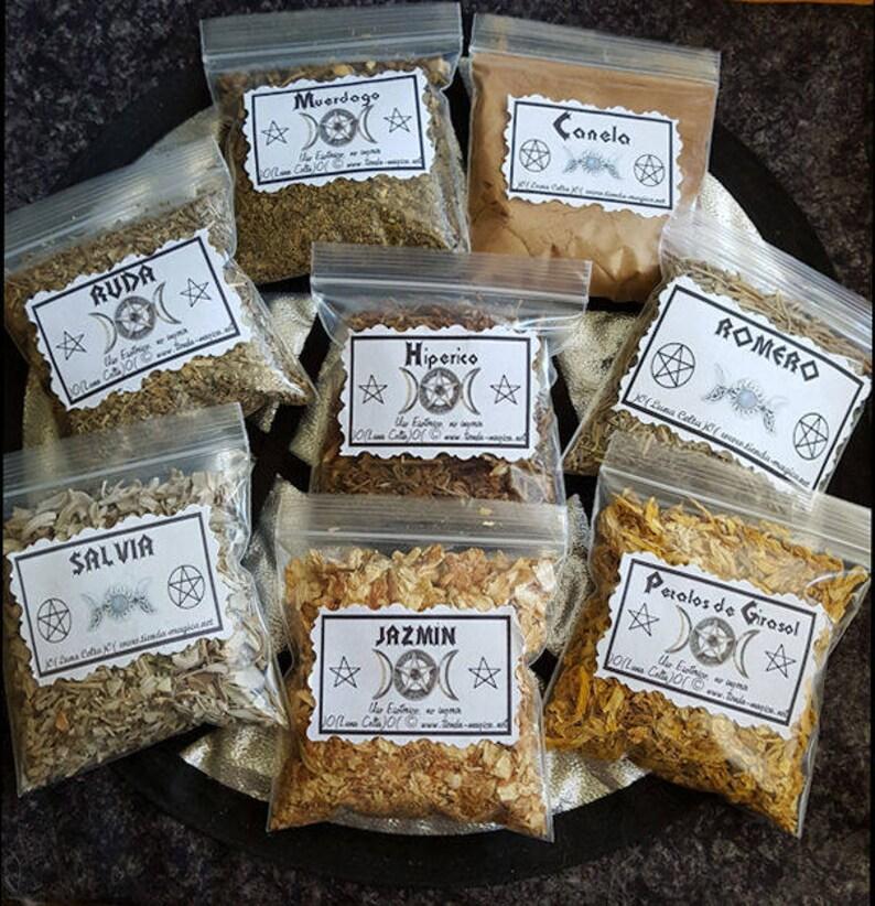 Magic Herbs Bags/magic Herbal Bags