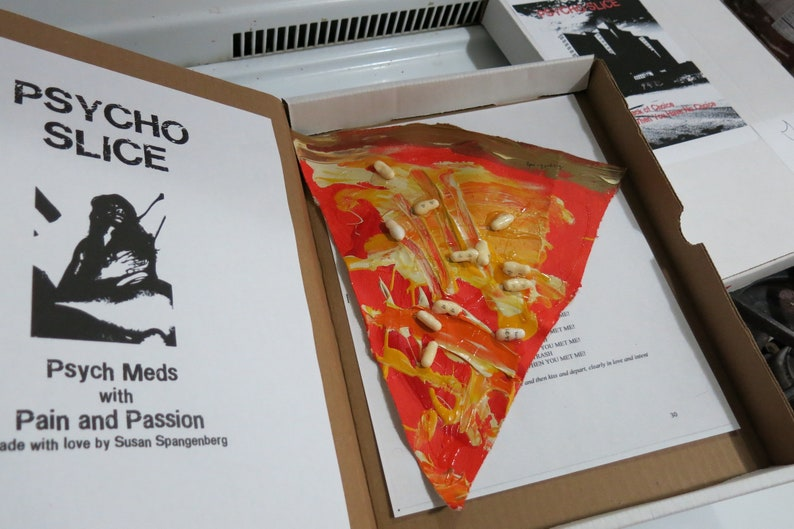 Limited Edition Psycho Slice image 0