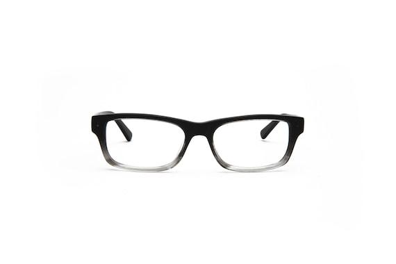 53e70e3f51 Black   Clear Reading Glasses Rectangular Eyeglasses Frame