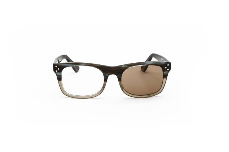 acbb4e1a428f Wayfarer Photochromic Reading Glasses by Eyejets Eyewear Blue