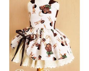 3a3bc4141e45 Moana dress