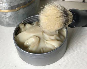 Spearmint & Patchouli  Goats Milk Shaving Soap