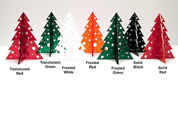 10 Assorted Wooden Snowflake Laser Cut Christmas Tree Hanging Decor Ornament Pop