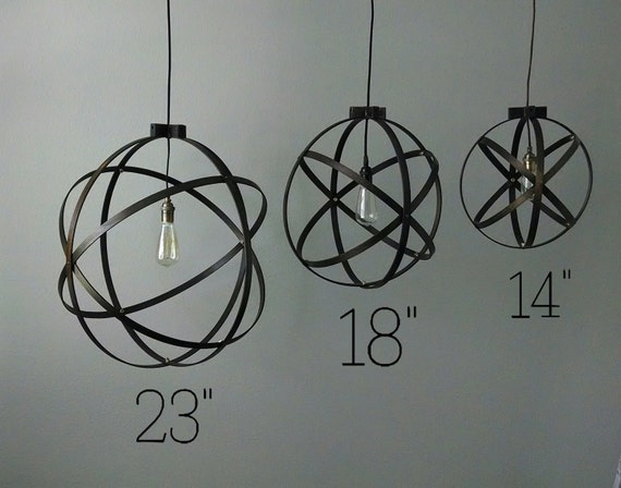Items Similar To 18 Inch Modern Spherical Light/ Entryway