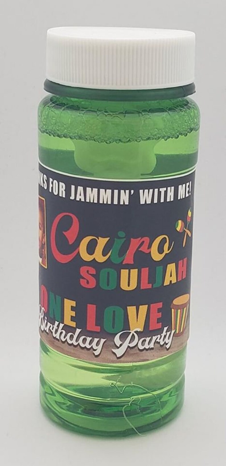 Island Theme Juice Labels One Love 1st Birthday Labels Jamaican Theme Apple Juice Labels