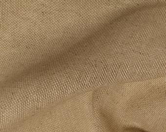 "Scrim (Superior Quality) - Linen / Cotton Blend Fabric Material - 90cm (36"") wide"