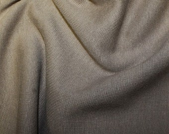 """Beige - Stretch Cotton Tube Tubing Fabric Material - 37cm round (14.5"""") wide"""