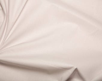 "Half Metre of White - Extra Wide Cotton Sheeting Fabric 100% Cotton Material - 239cm (94"") wide"