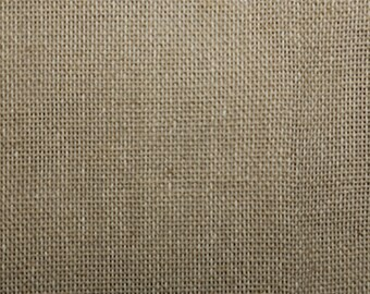 "Scrim (Standard Quality) - Linen / Cotton Blend Fabric Material - 90cm (36"") wide"