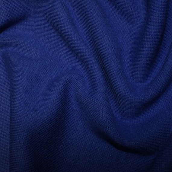 Quilted Jersey Knitted Fabric Big Checks 50 x 150 cm