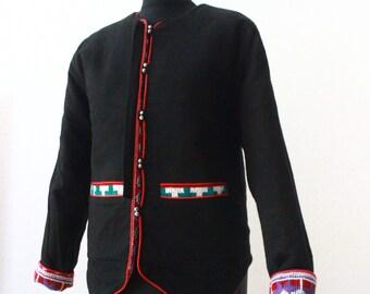 ETHNO Blazer ** embroidered