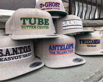 Phish Collegiate Hat / 9 Styles