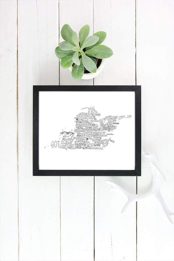 Memphis Map, Hand drawn illustrations, Type, Map of Memphis, Typographic  Map of Memphis, Map Art, Personalized, Customized, Memphis, TN