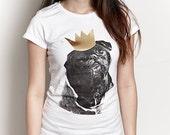 King Pug T-Shirt