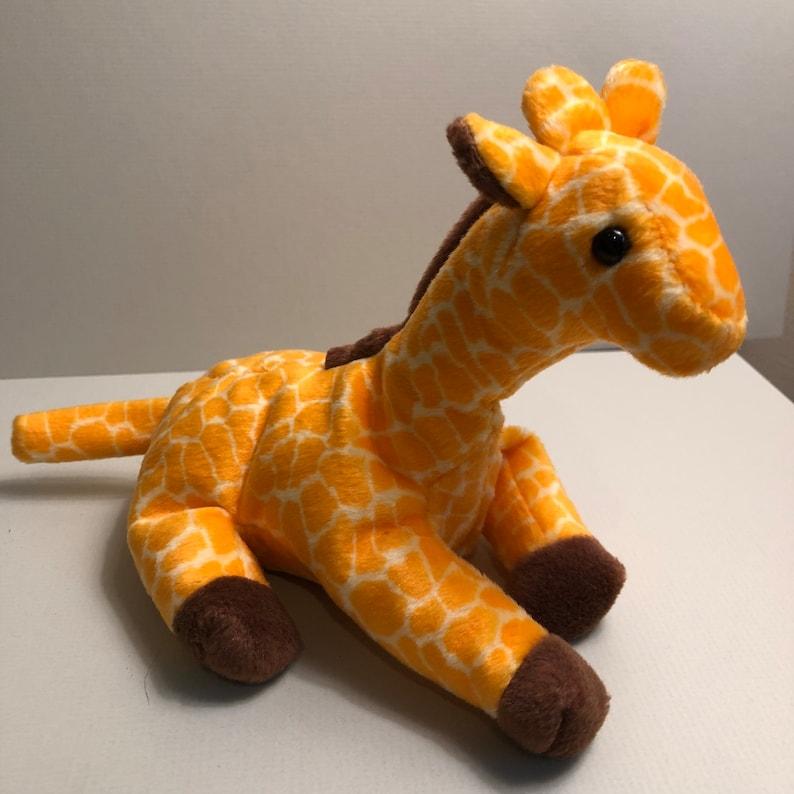 9ac2d3a572c Twigs the Giraffe Ty Safari Animal Beanie Babies