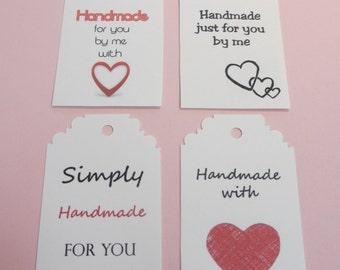 Tags Handmade