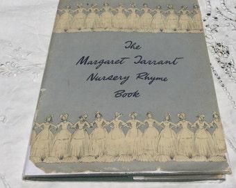 Vintage Margaret Tarrant Nursery Rhyme Book