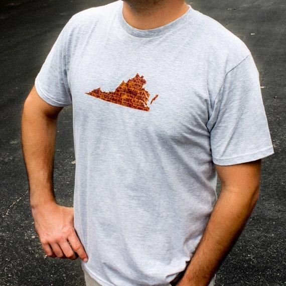 competitive price 55470 509ce Virginia Tech Hokie Stone Men's Shirt