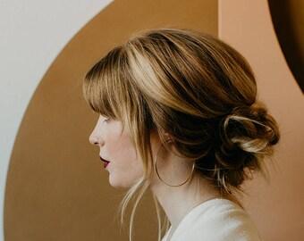 Hoop Earrings Gold Filled Hoops Sterling Silver Hoop Earrings Hoops Big Hoop Earrings