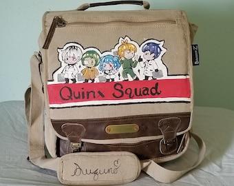 Quinx Squad Messenger Bag