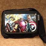 Avengers Limited Edition Print on Canvas Shoulder Bag