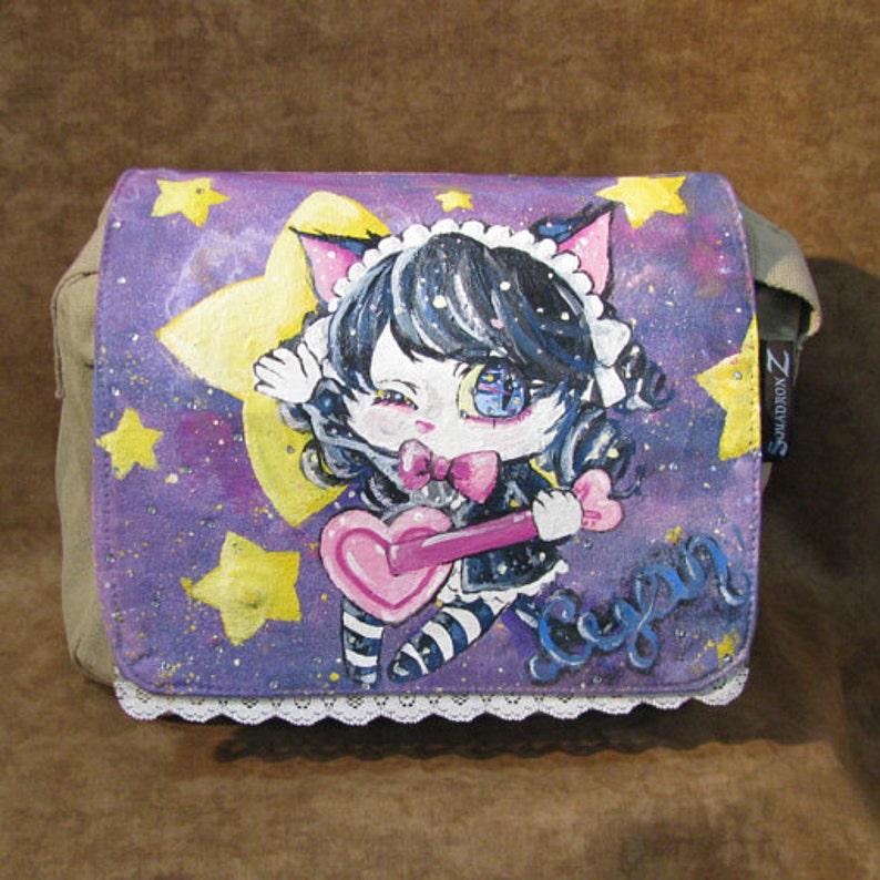 Original Anime Artwork Shoulder Bag by Suzuknows 62115n11 image 0