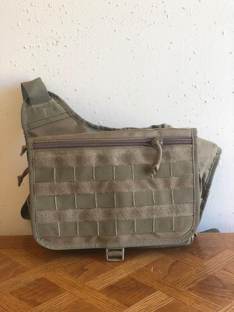 Tactical Messenger Bag image 0