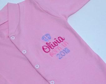 38fb8ec228f7 Baby Blanket New Baby Gift Personalised Baby Blanket Baby