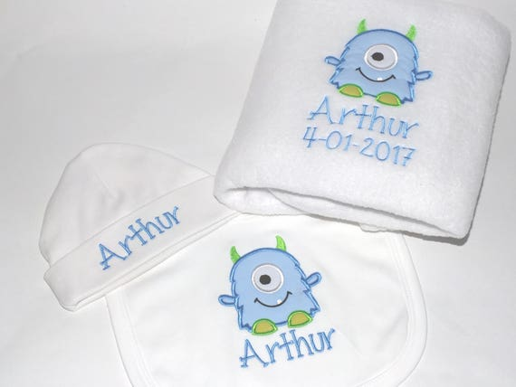 Baby clothes, Personalised, Embroidered baby clothing, New baby clothes, Christening Gift, Personalised Bib, Embroidered Hat, Baby Boy Gift