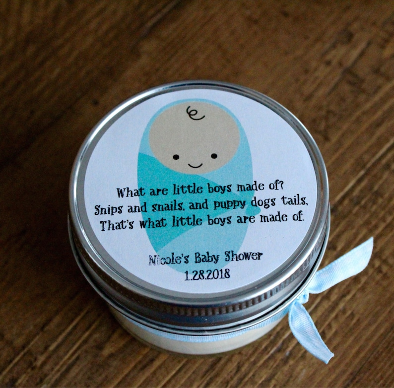7ed400cb38dc4 Candle favors baby shower, boy Baby shower favors, boy baby shower themes,  baby boy shower, baby boy shower favors,blue baby shower,blue bab
