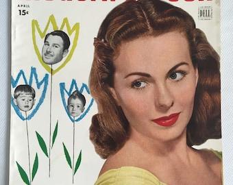 Modern Screen Magazine 1954 Esther Williams Marilyn Monroe