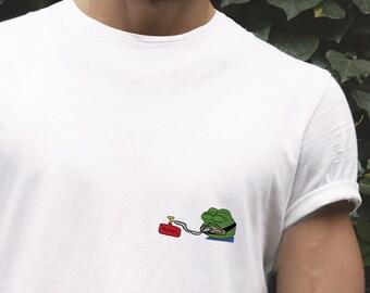 Pepe sad frog t shirt  ee363b712