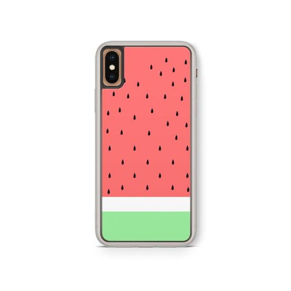 coque pastèque iphone xr