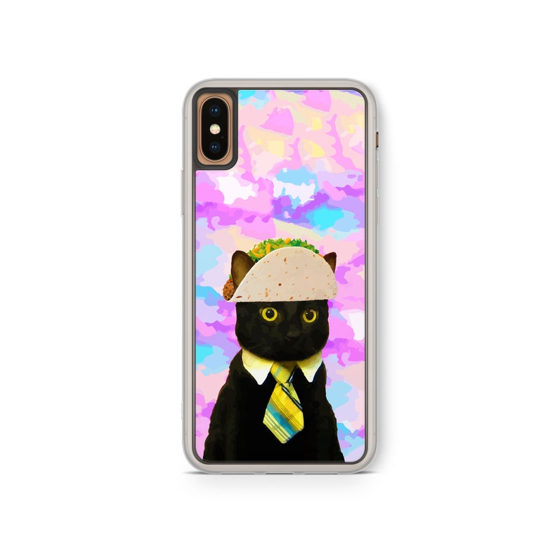coque iphone xr fantaisie chat