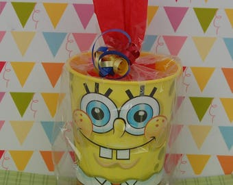 spongebob pre filled party favors spongebob goodie bags spongebob character favors kids birthday party favors party favor ideas