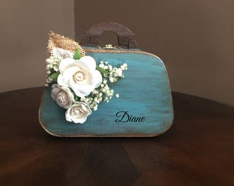 Bridesmaids gift, Wooden jewelry box , Flower girl gift, Bridesmaid proposal, Bridesmaids wooden gifts, Maid of honor gifts, Proposal