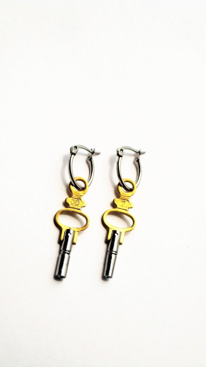 Ss Oval Hoop Earring Hoop Earrings